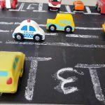 DIY Car Play Mats for Toddlers