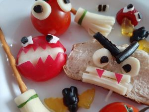 Easy Halloween Snacks for Toddlers