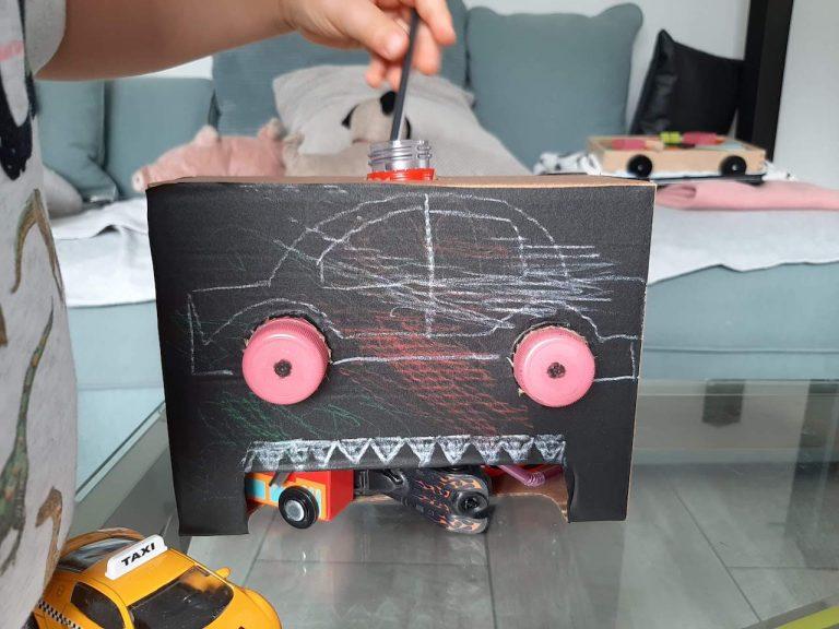 5 Activities with DIY Robot