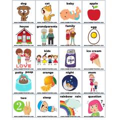 ALPHABET FLASHCARDS ACTIVITY INCL. FREE PRINTABLE