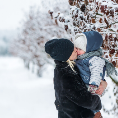 Read more about the article STAY AT HOME DAILY TODDLER SCHEDULE 12-18M WINTERTIME