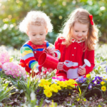 Springtime Daily Toddler Schedule
