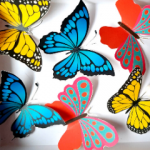 EASY PAPER CRAFTS – SPRING BUTTERFLY GAME