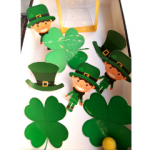 EASY ST. PATRICK'S DAY CRAFTS  AND ACTIVITIES