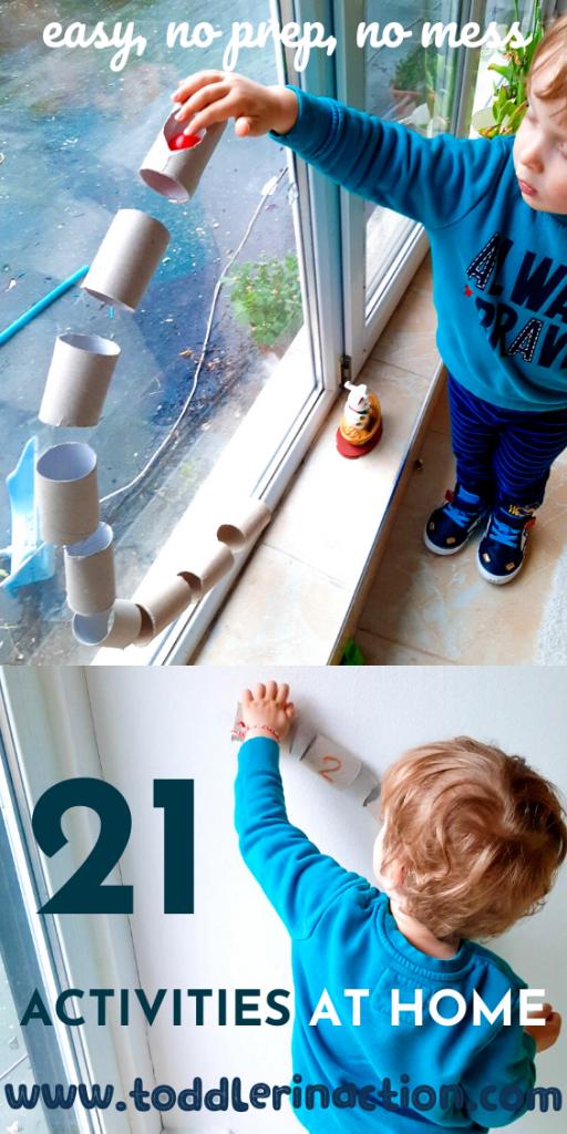21 indoor activities for kids