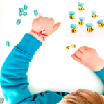 EASY DIY HONEY BEE CRAFTS FOR KIDS AND ADULTS