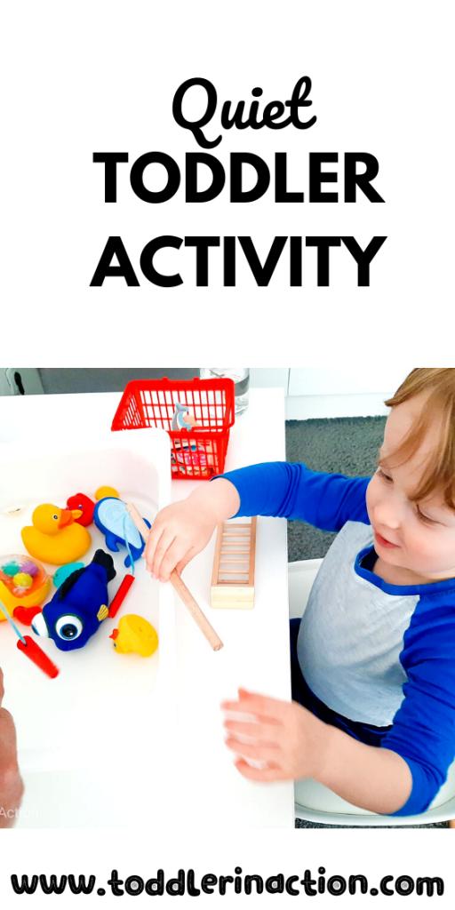 Quiet Toddler Activity