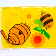 EASY HONEY BEE SENSORY BAG