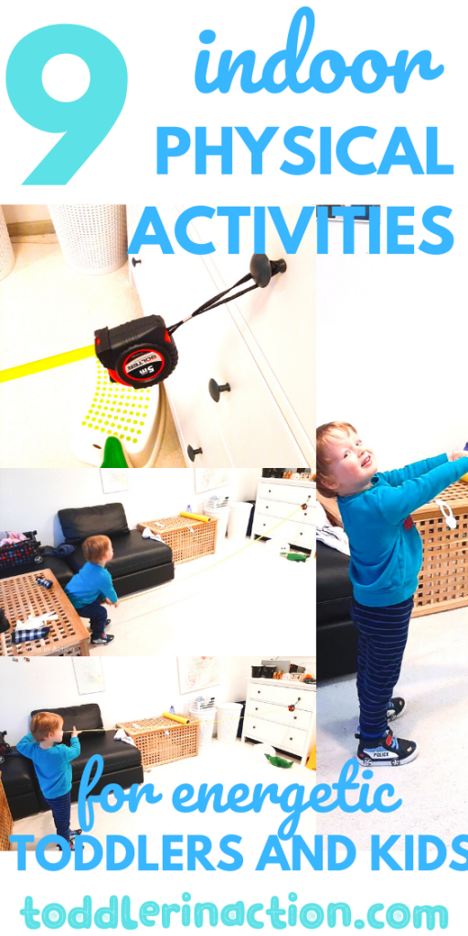 9 indoor physical activities for energetic kids and toddlers
