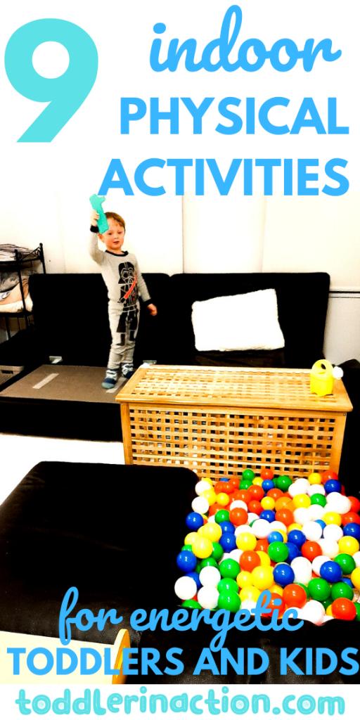 indoor toddler activities at home