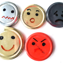 Read more about the article THE EMOTIONAL CAROUSEL OF THE JAR LIDS SENSORY BAG