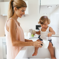 Read more about the article HOW TO WORK FROM HOME WITH A TODDLER
