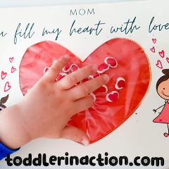 Read more about the article MOTHER'S DAY CRAFT FOR KIDS, PRESCHOOL AND TODDLERS