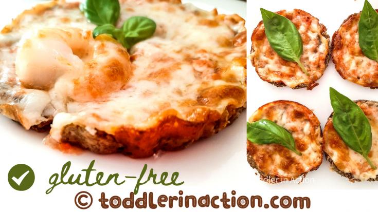 Oatmeal Thin-crust mini pizza