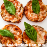 HOMEMADE, NO YEAST, THIN-CRUST OATMEAL MINI-PIZZA