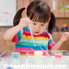 99+ EASY, NO-PREP, DAILY TODDLER ACTIVITIES