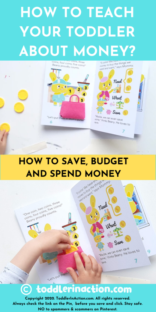 how to teach your child about money