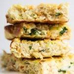 Meal Prep Breakfast Egg Bake With Chicken