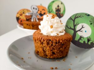 EASY, HEALTHY PUMPKIN MUFFIN RECIPE