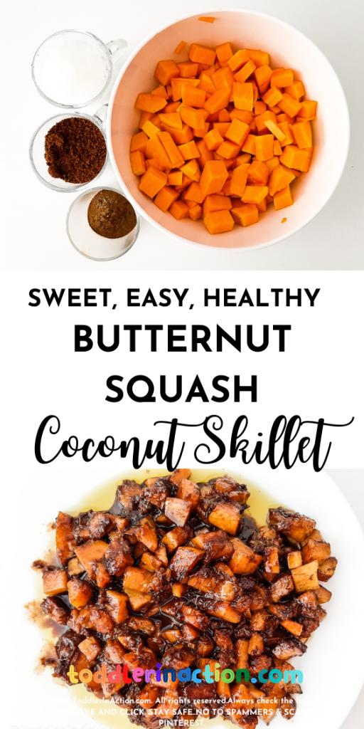 Super easy butternut squash recipes