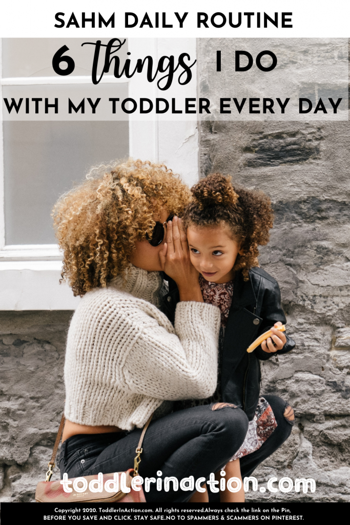 6 EASY THINGS YOU SHOULD DO WITH YOUR TODDLER EVERY DAY