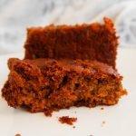 Easy Flourless Oatmeal Carrot Cake Recipe